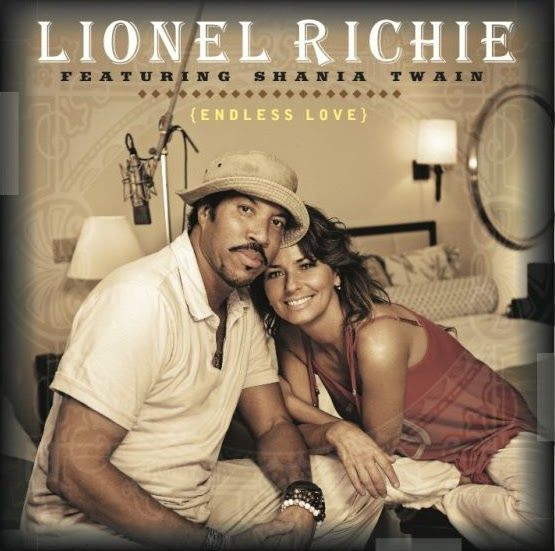 Endless Love (Single Cover), Lionel Richie, Shania Twain