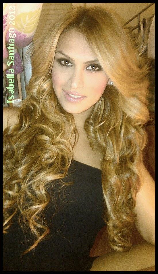 Isabella Santiago - Miss Gay Venezuela 2012