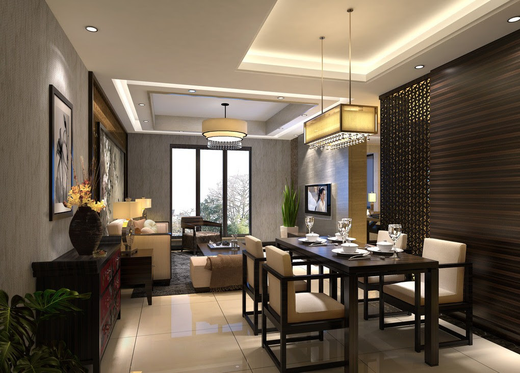 Things you should know about Contemporary Dining Rooms 11