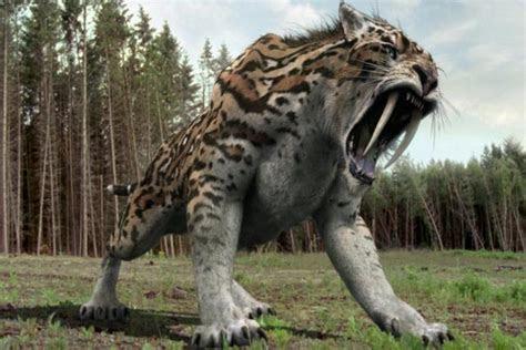 lista animales prehistoricos increibles