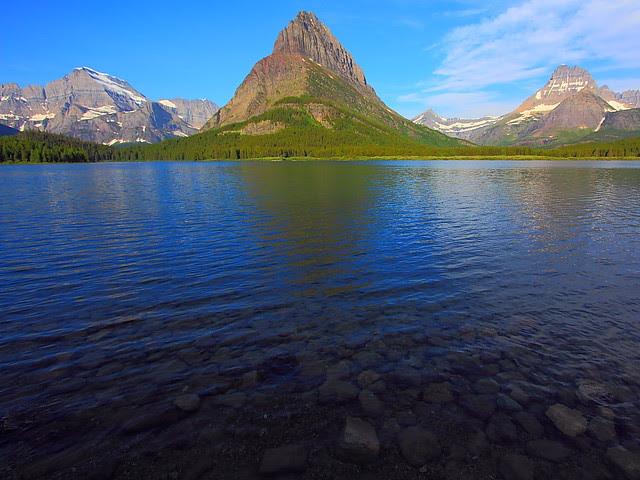 IMG_3820 Swiftcurrent Lake, Glacier National Park