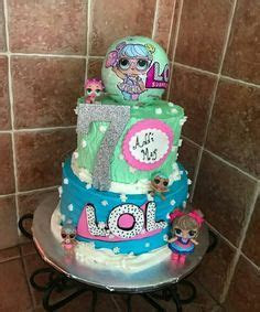 49 Best LOL Doll Cake images in 2018   Lol doll cake, Lol
