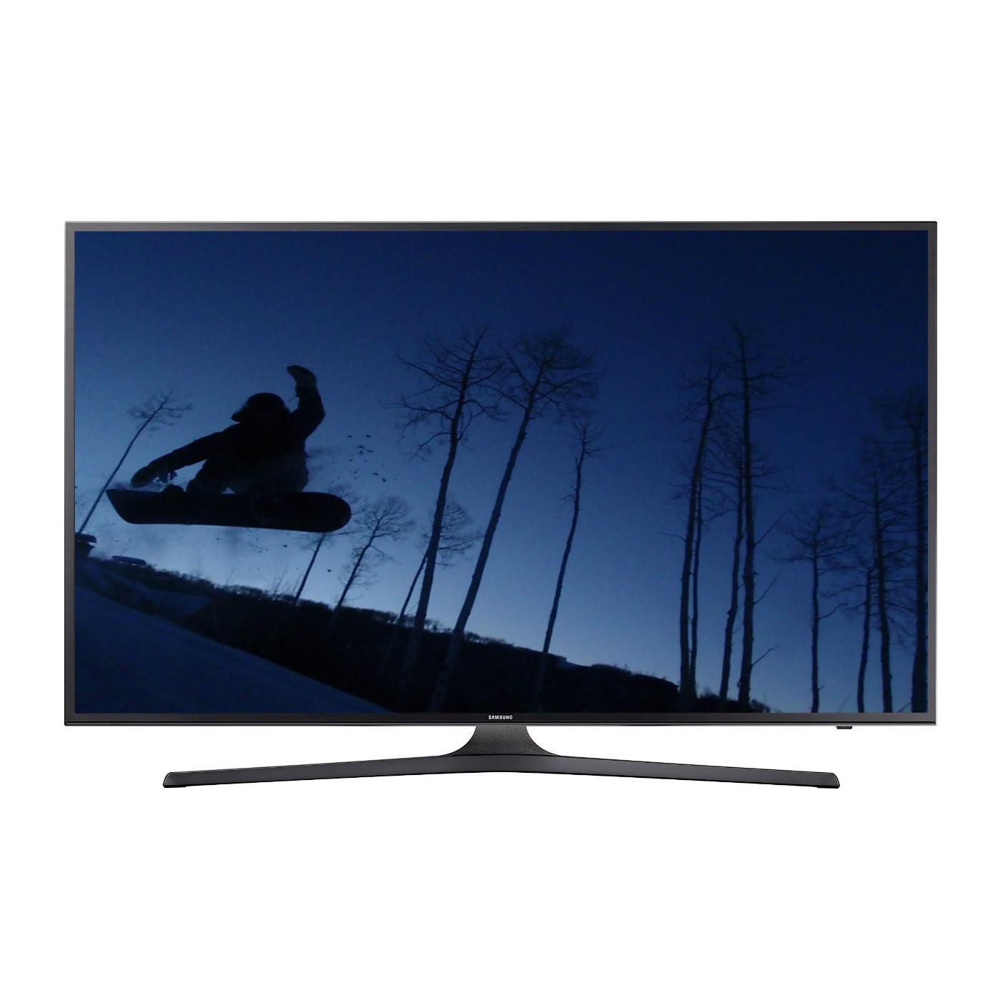 Refurbished Samsung 55. 4K Ultra Hd Smart Led Hdtv W\/ Wifi-UN55KU6300FXZA