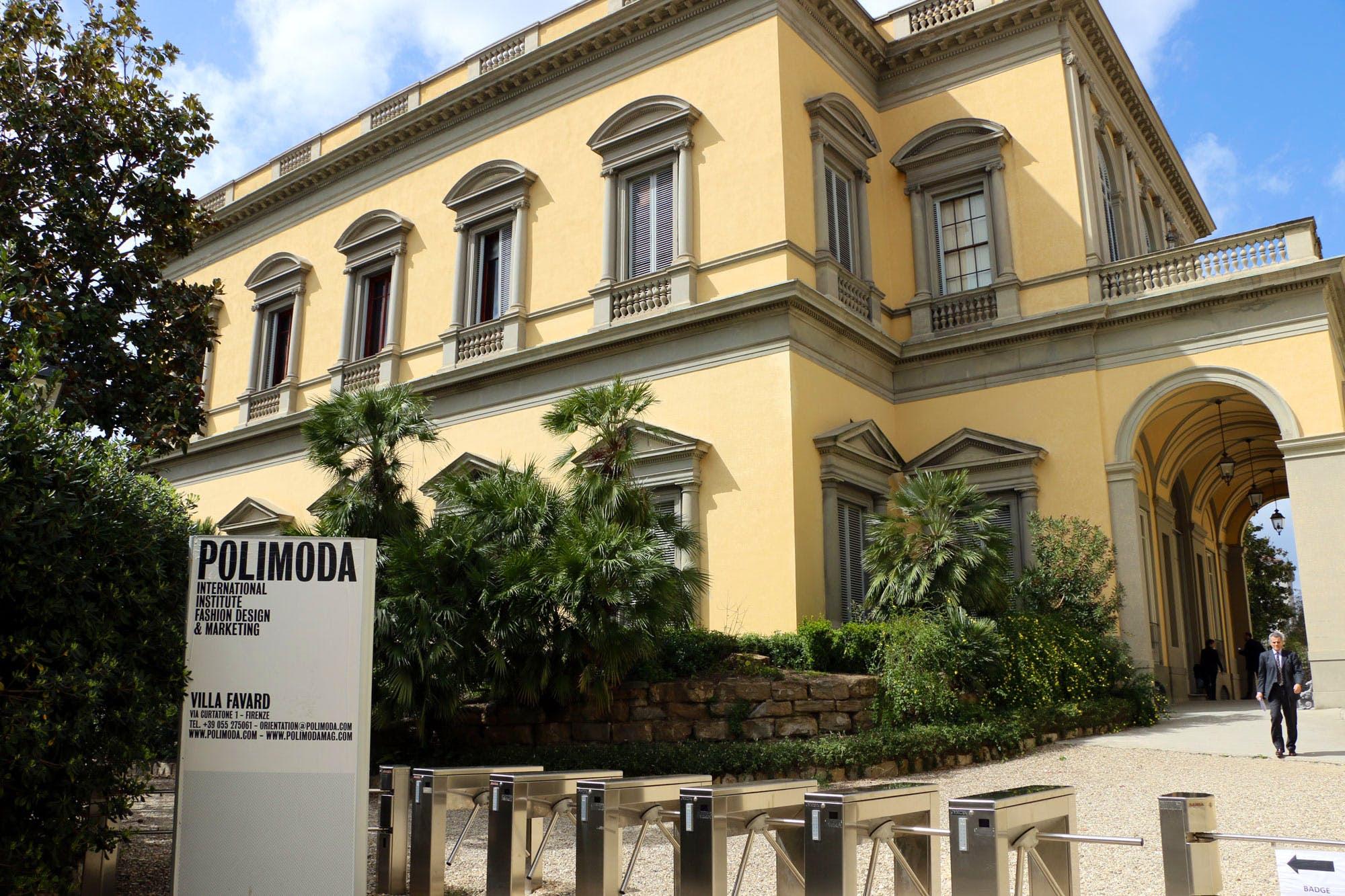 Fashion School Florence Italy School Style
