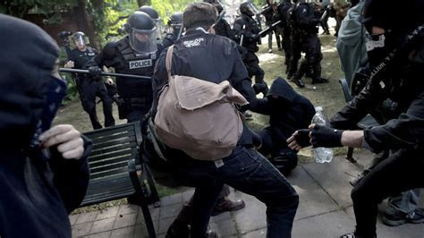 Antifa thugs? protesting hits new, horrible level: read police chief?s account of ?feces? mayhem