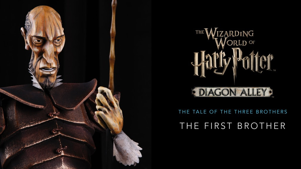 Diagon Alley The Tales of Beedle the Bard