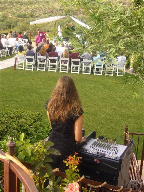 Outdoor Sound System for Weddings   My Tucson Wedding