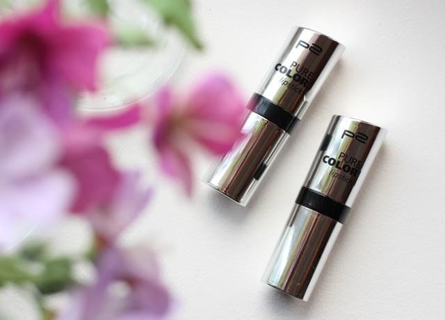 P2 Pure Color lipstick