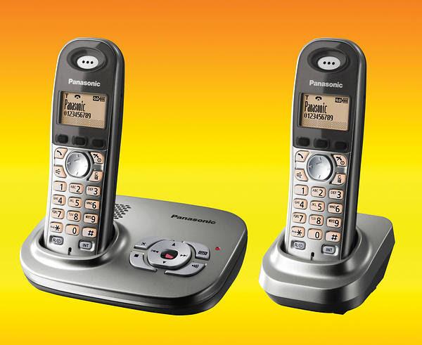 Panasonic Phones: Panasonic Phones Ringer Off