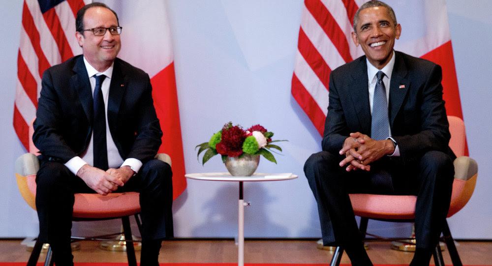 Hình ảnh Mỹ định dùng Tổng thống Pháp để chống lại Nga? số 1