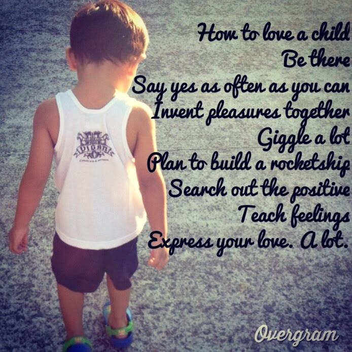 Quotes About Loving Your Child 28 Quotes