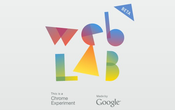 Google teases Web Lab beta, an intersection of art, technology and the internet