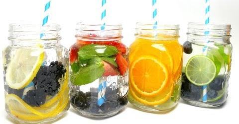 Nước detox giảm cân thần thánh
