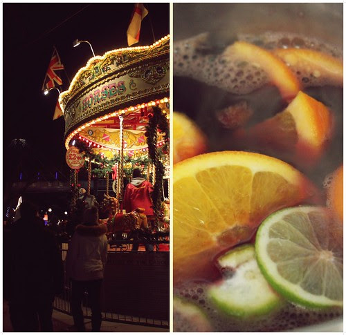 Diptychs for a winter's day #2