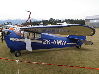 Aeronautical Corp Aeronca 100 Ultralight