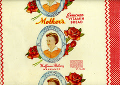 Mother's Bread Wrapper