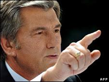 Viktor Yushchenko (file)