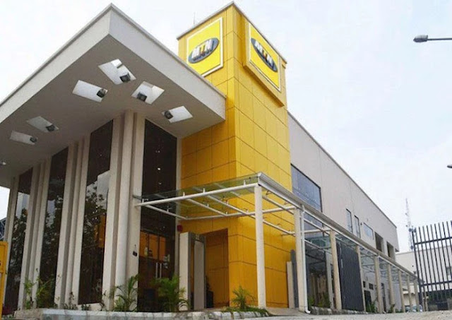 MTN BLames NCC as They Posts First -Ever Loss After NCC Fine