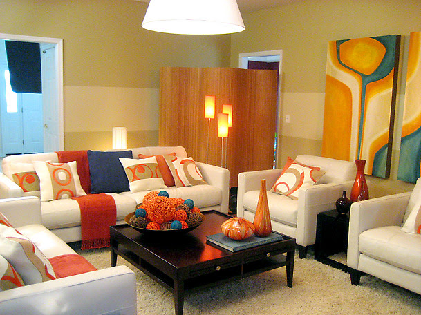 Useful Tips to Decorate your Living Room Area