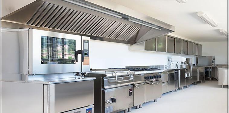 Dekorasi Desain Dapur Restoran Terbaru