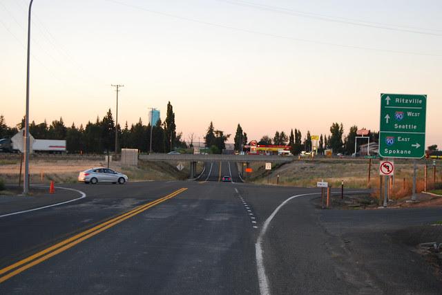 SR 261 @ I-90