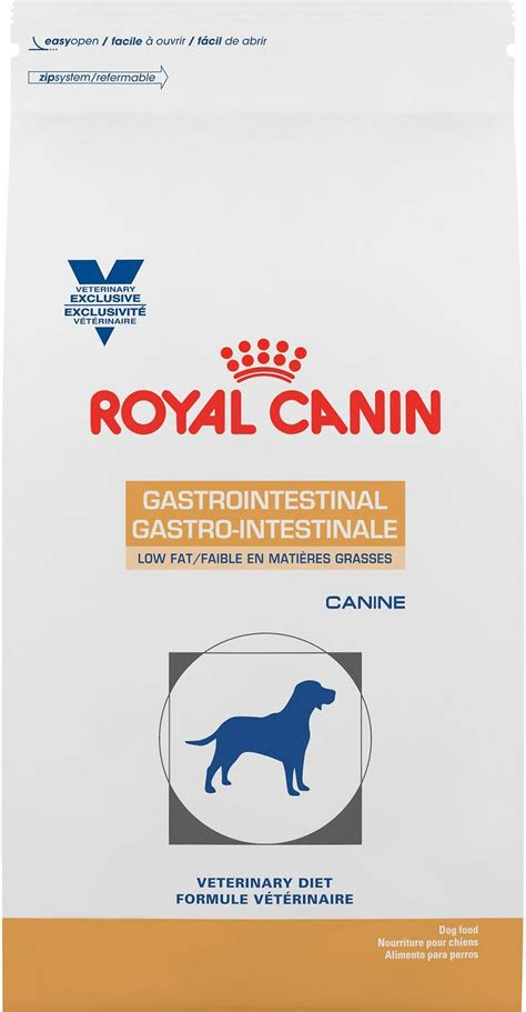 royal canin veterinary diet gastrointestinal  fat dry