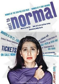 Next to Normal (Atlantis Productions)