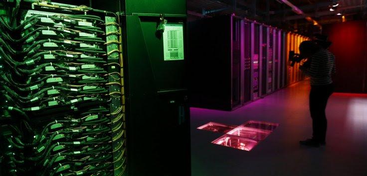 máy tính nhanh nhất thế giới tại nhật bản