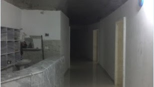 CNN obtained this photo of an underground hospital in an undisclosed location in Syria