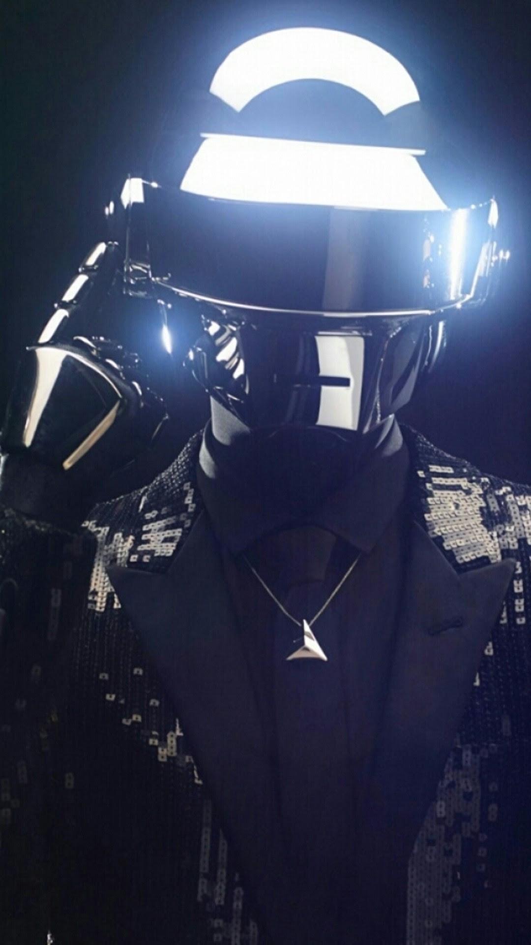 Daft Punk iPhone Wallpaper HD | PixelsTalk.Net