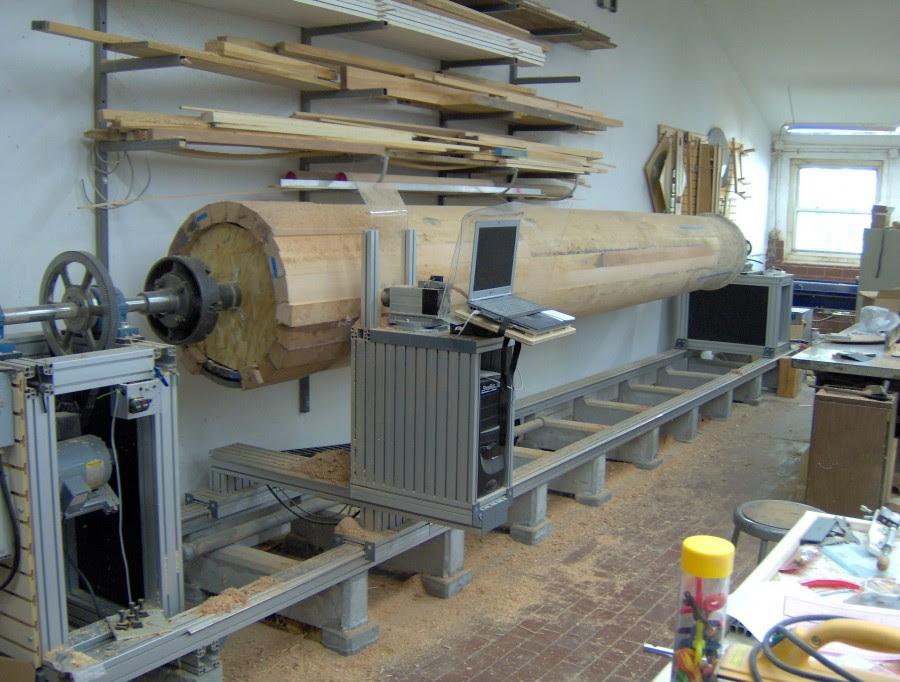 Smart Saw: Wood Carv