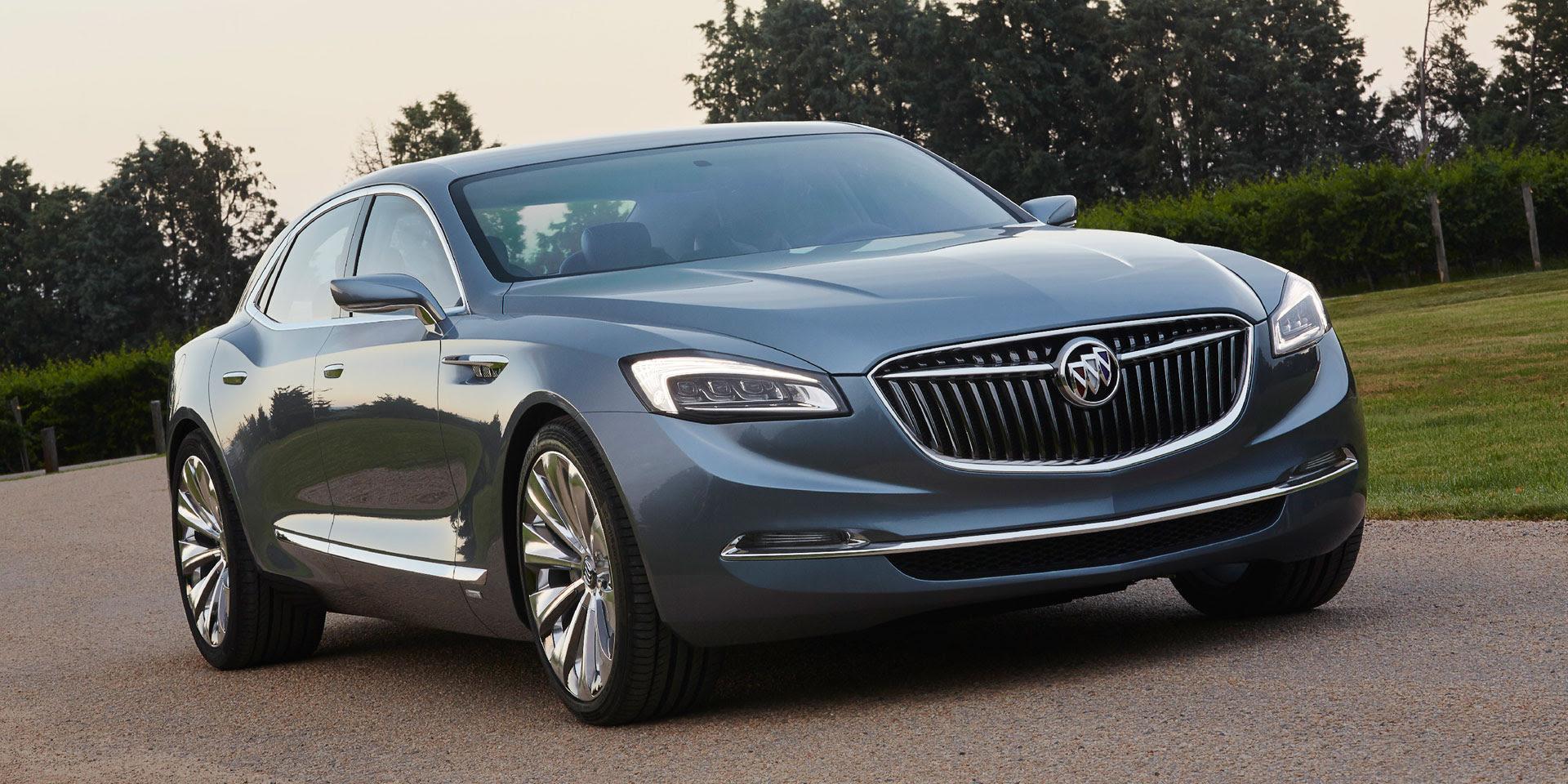 2015 - Buick - Avenir - Vehicles on Display | Chicago Auto ...