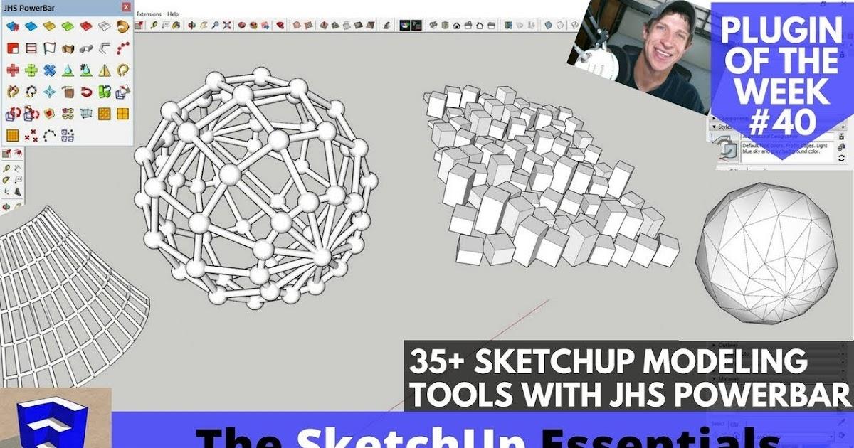 Download Plugin Sketchup Curviloft ~ Download Ziru