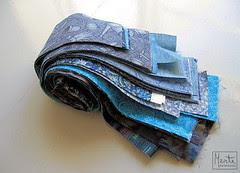 sea quilt :: strips :: seilerteppet