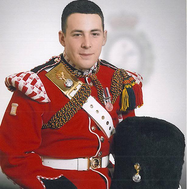British soldier Lee Rigby