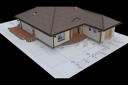 Wizualizacja Domu 3d