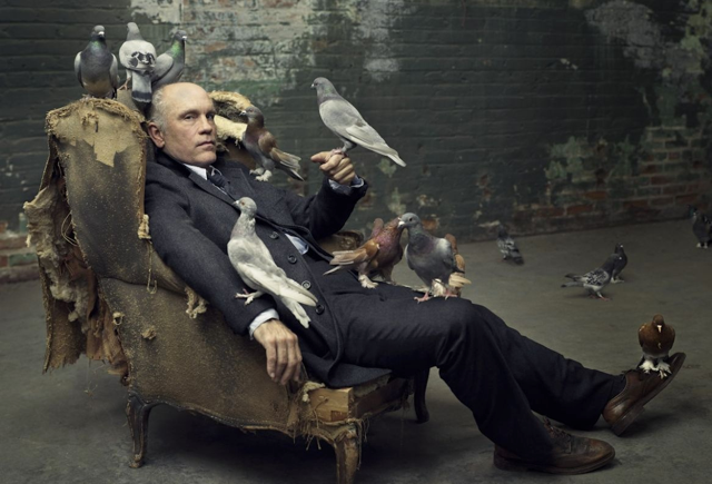 John Malkovich from Icons by Mark Seliger