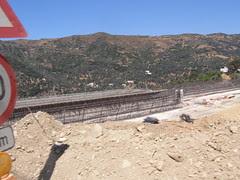road works hania chania