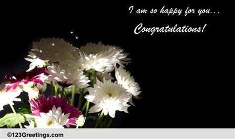 I Am So Happy For You  Free Pregnancy eCards, Greeting