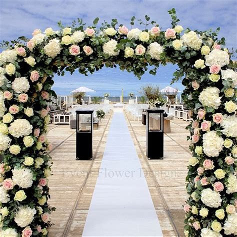 Floral Wedding Arch   Meijer Roses