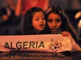 jeunes supportrices Algeria  Coupe du Monde 2014
