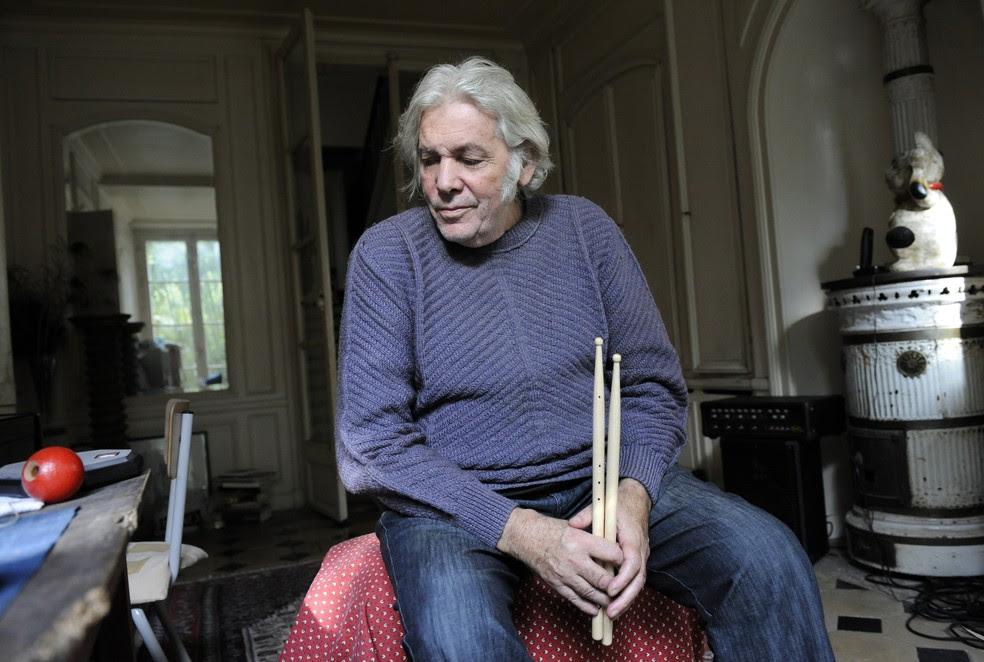 Pierre Barouh, compositor e ator francês. (Foto: Stephane de Sakutin/France Presse)