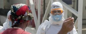 Sobreviventes do ebola sofrem dores agudas e risco de cegueira ( Reuters/Baz Ratner)