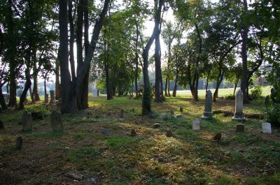 Private cemetery, National Road, Howard County, Maryland
