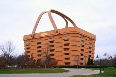 美国俄亥俄州Longaberger前总部大楼