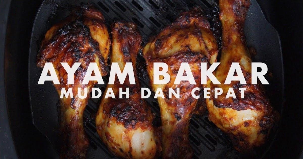 resepi ayam bakar madu  quotes Resepi Ayam Bakar Black Pepper Enak dan Mudah