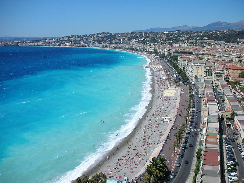 شواطئ فرنسا