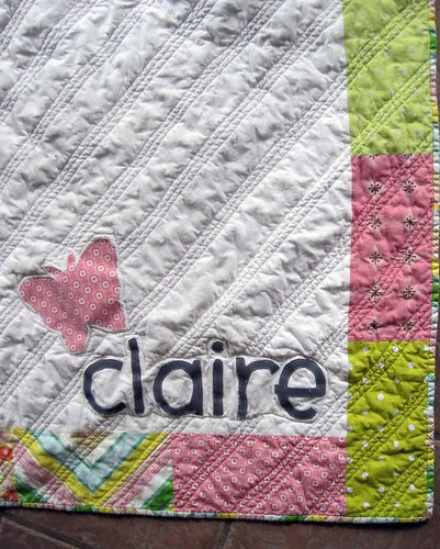 Quilt for Claire 2