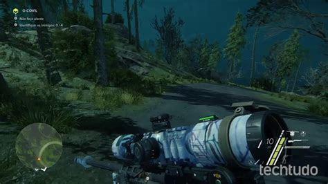 confira dicas  jogar sniper ghost warrior   xbox