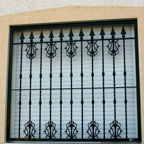 Safety Grills Mild Steel Window Grills Manufacturer From Bengaluru